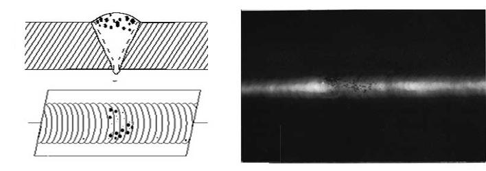 密集性气孔