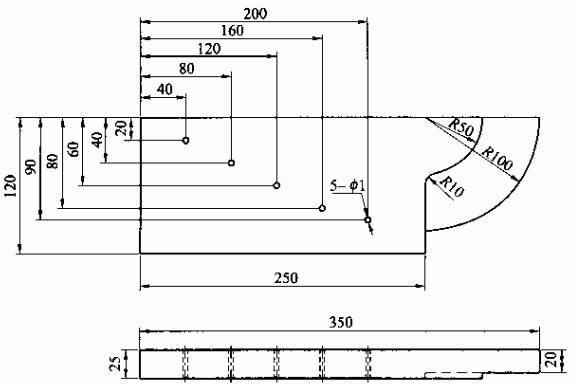 高温紧固螺栓超声检测试块LS-I