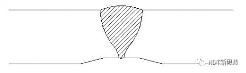 综合形焊缝坡口