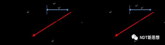 焊缝超声检测伪缺陷(根部焊瘤反射波)特征